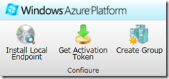 Windows Azure Connect interconnecting